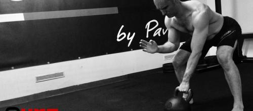 pavel macek kb5 strongfirst kettlebell swing